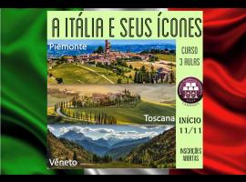 Curso - Itália e seus ìcones